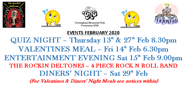 Feb-2020-Events
